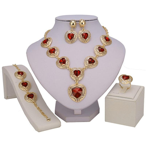 Dina Carlos Jewelry Set