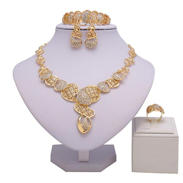 Brianna Pierson Jewelry Set