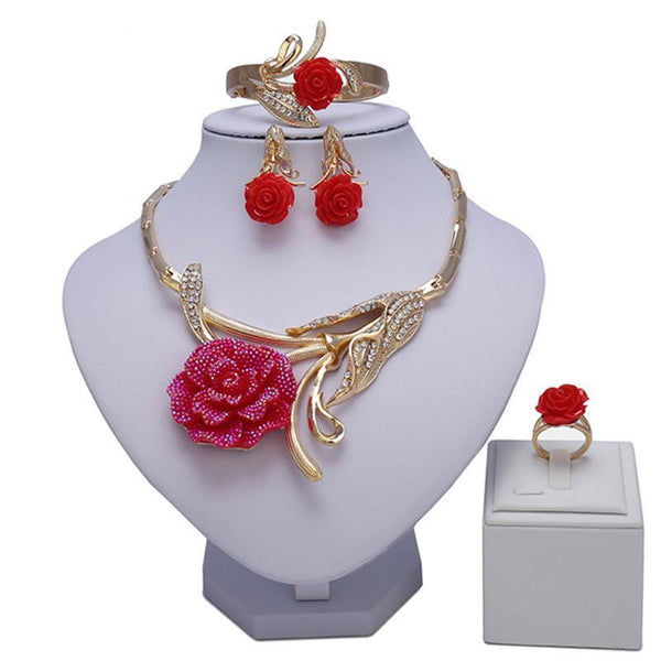 Therese Graves Jewelry Set