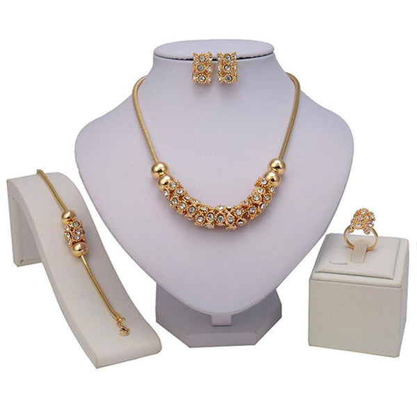 Jane Bell Jewelry Set