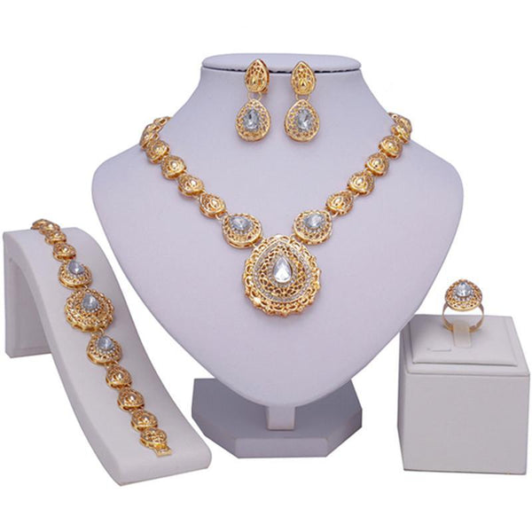 Lena Cook Jewelry Set