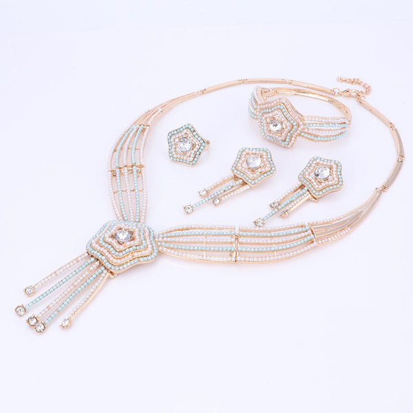 Leonora Day Jewelry Set