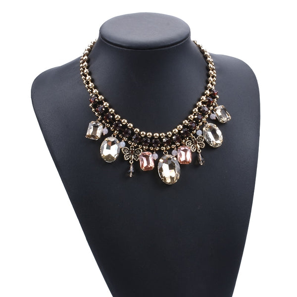 Krysta Parker Statement Necklace