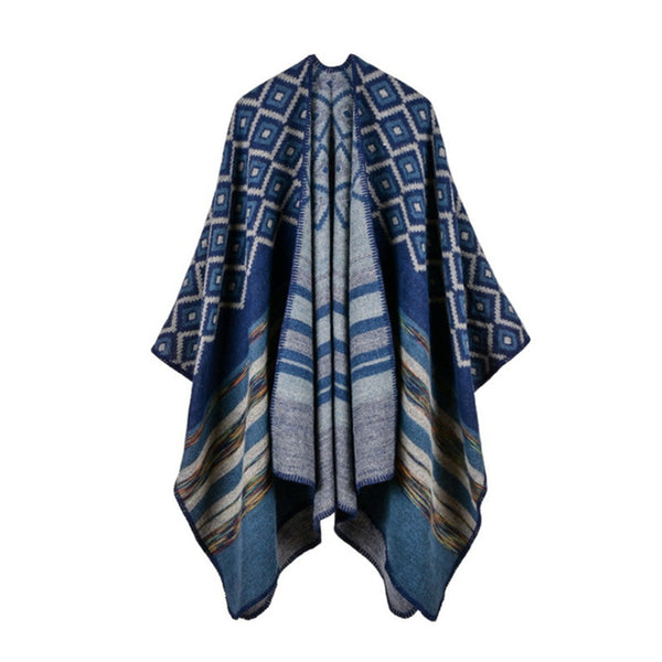 Mary Games Cape Shawl
