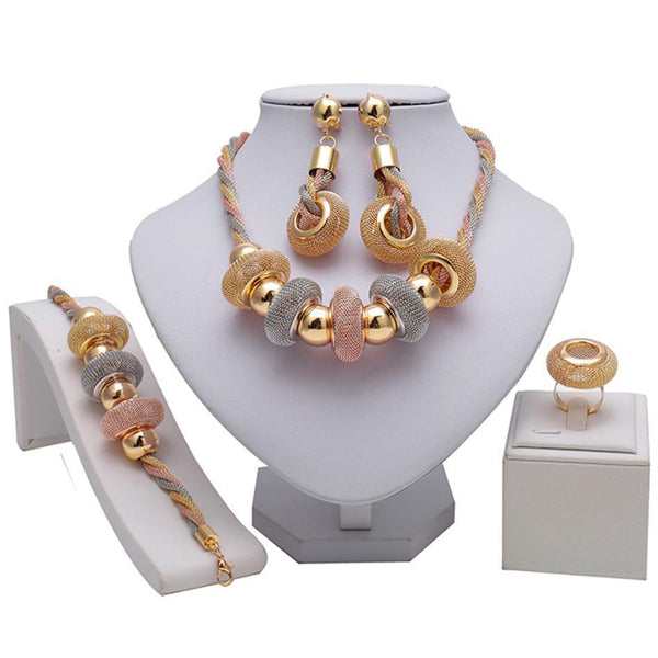 Angela Mccrae Jewelry Set
