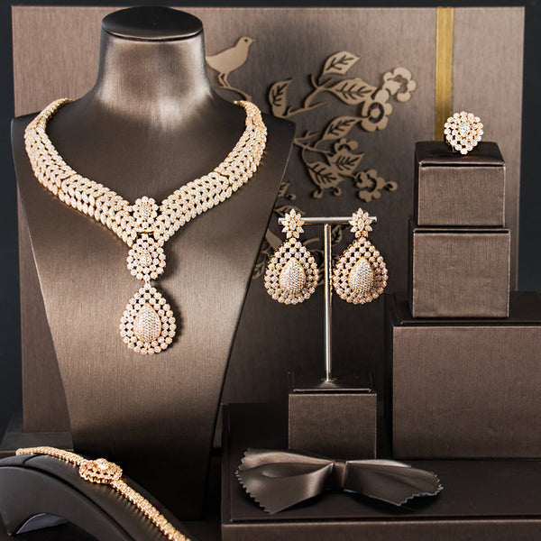 Clare Munoz Jewelry Set