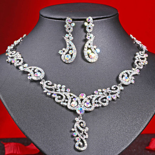 Zion Bell Jewelry Set