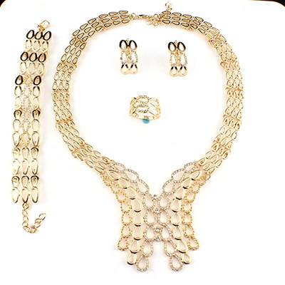 Iris Callegari Jewelry Set