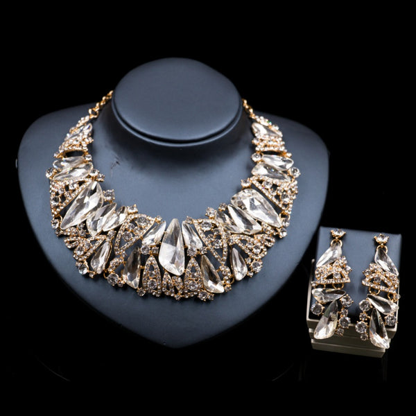 Lillian Tabron Jewelry Set