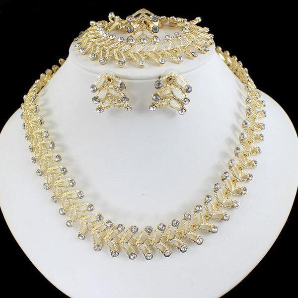 Stella Vickers Jewelry Set