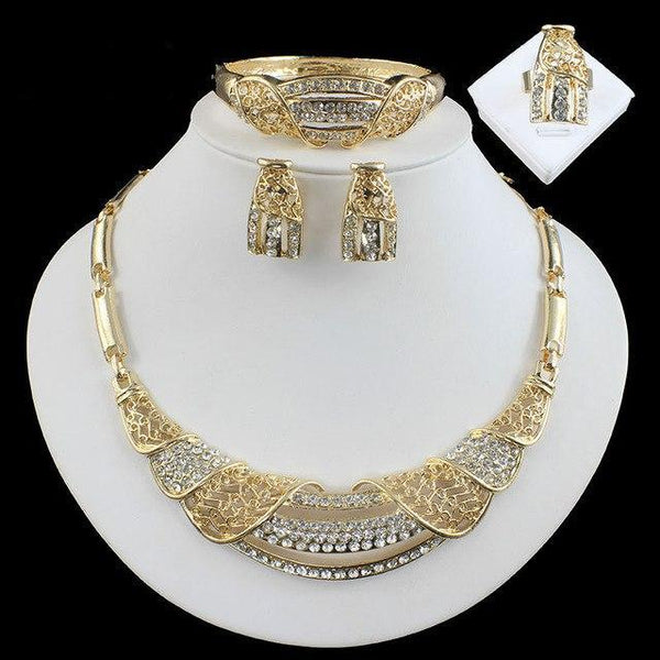 Anne Simpson Jewelry Set