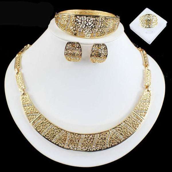 Jeanette Webb Jewelry Set