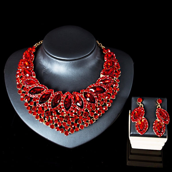Janet Capers Jewelry Set