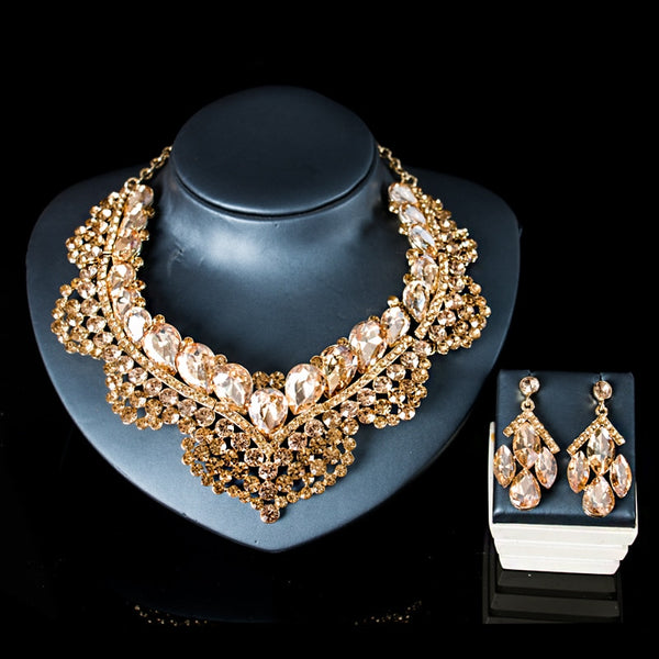 Cecilia Harris Jewelry Set