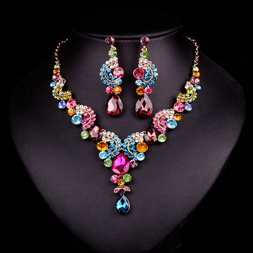 Terri Powers Jewelry Set
