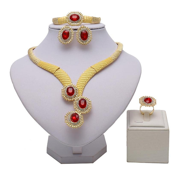 Nancy Evers Jewelry Set