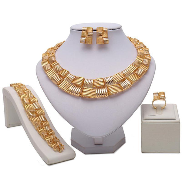 Barbara Zeon Jewelry Set
