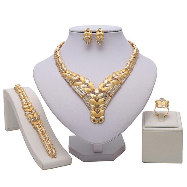 Lisa Olowe Jewelry Set
