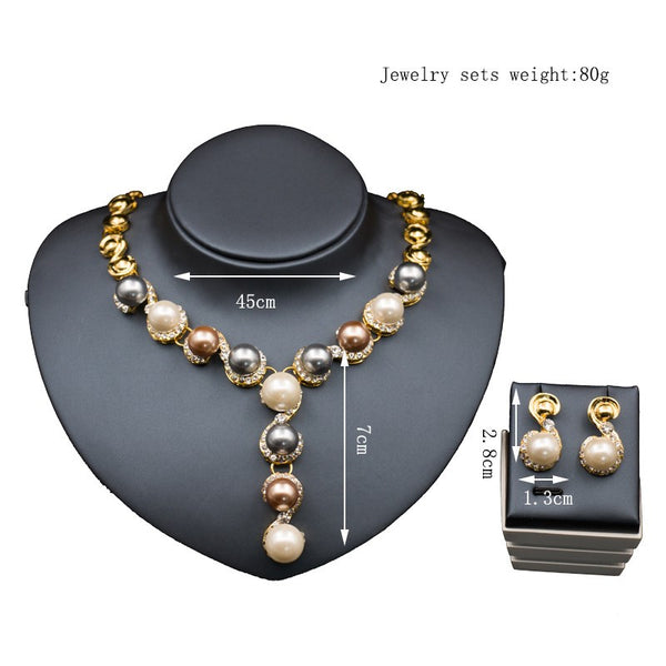 Dorris Yates Jewelry Set