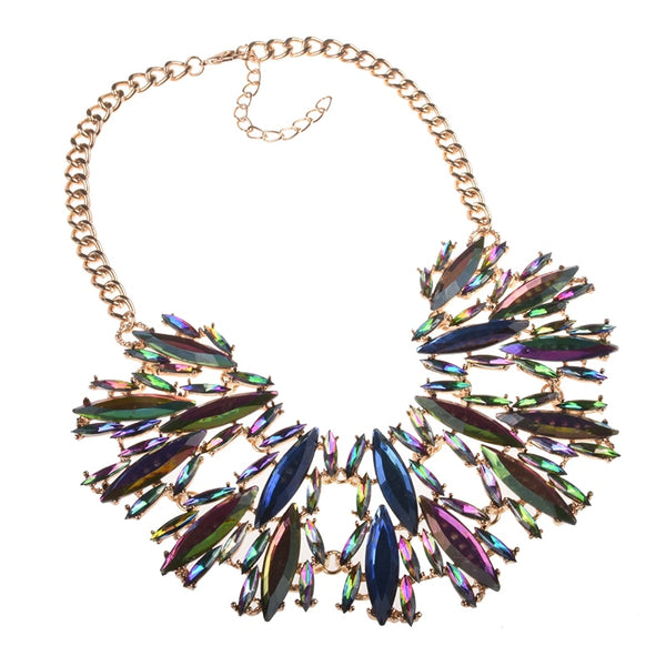 Samantha Pilgrim Statement Necklace