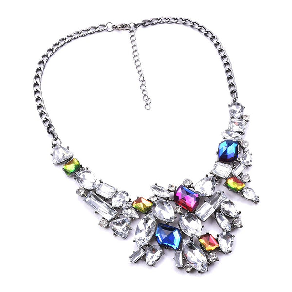 Leslie Griffith Statement Necklace