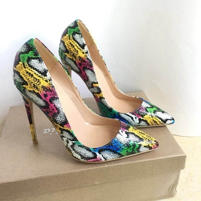 Claire Hoskins Heels