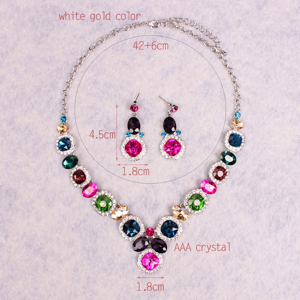 Sarah Bentley Jewelry Set