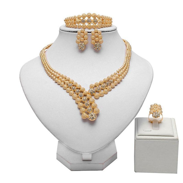 Marcy Ward Jewelry Set