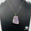 Angel Aura Quartz Cluster Necklace (ID #0030) – Chakvana.com
