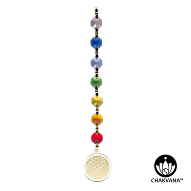 Flower of Life Feng Shui Hanger