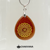 Goldstone Crown Chakra Necklace – Chakvana.com
