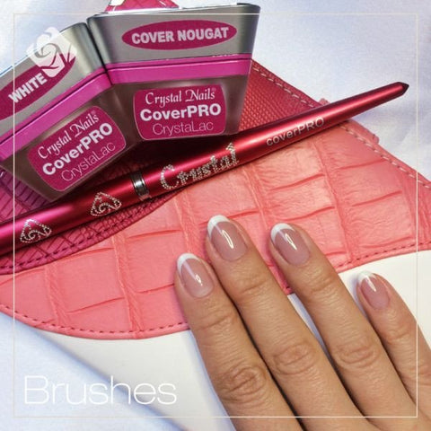 Cover Pro brush - Crystal Nails US