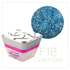 Fly - Brill gel 0.17 fl oz - Crystal Nails US