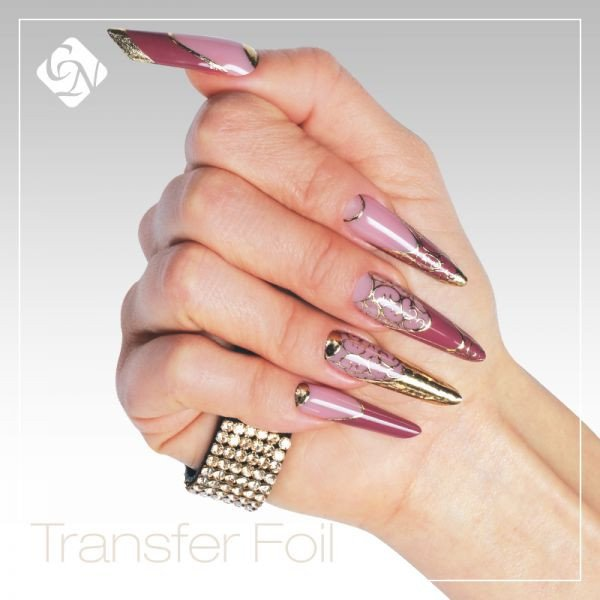 Xtreme Transfer foil - Crystal Nails US