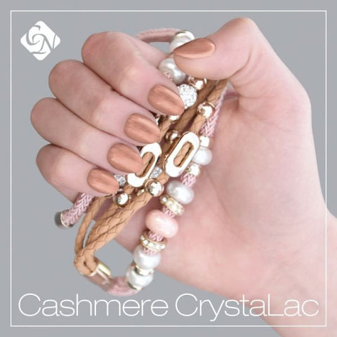 Cashmere classic (3 STEP) CrystaLac - Crystal Nails US