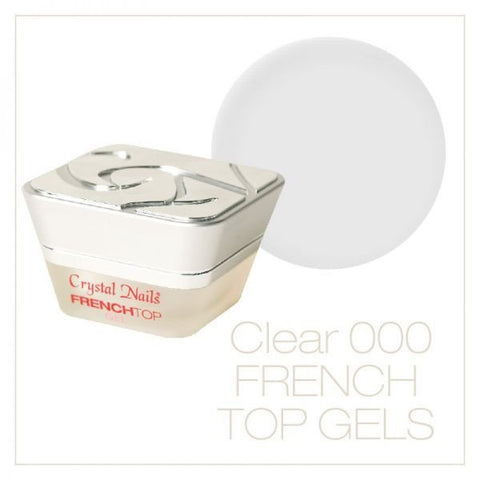 French Top gel - Crystal Nails US