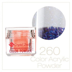 Crystal Magic powder 0.25 oz - Crystal Nails US