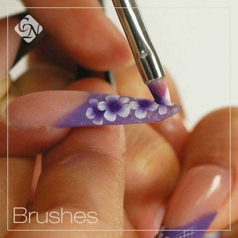 One Move Art Brush - Crystal Nails US