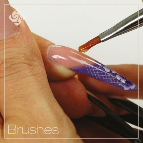 Jewel Gel Brushes - for Sculpting - Crystal Nails US