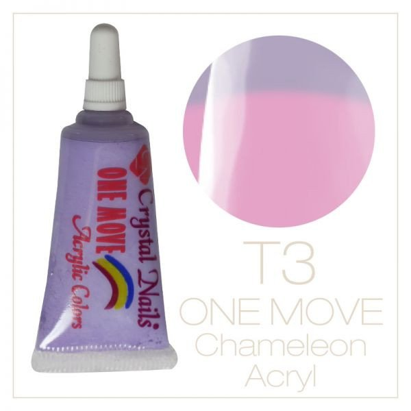 One Move - Chameleon Thermo Acrylic Paint 0.27 fl oz