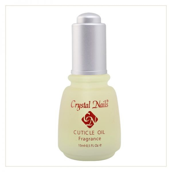 Cuticle Oil (pipette) 0.5 fl oz - Crystal Nails US