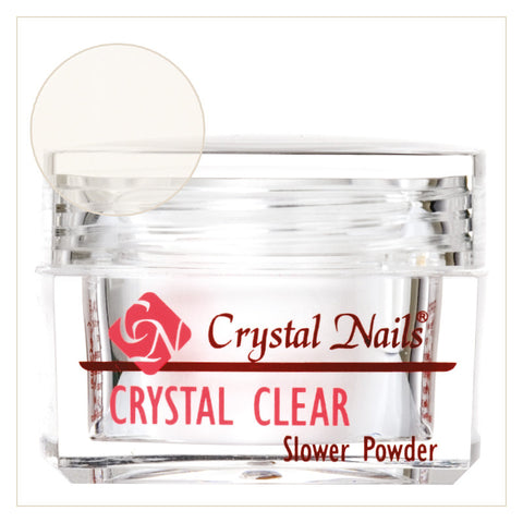 Crystal Clear Slower Powder