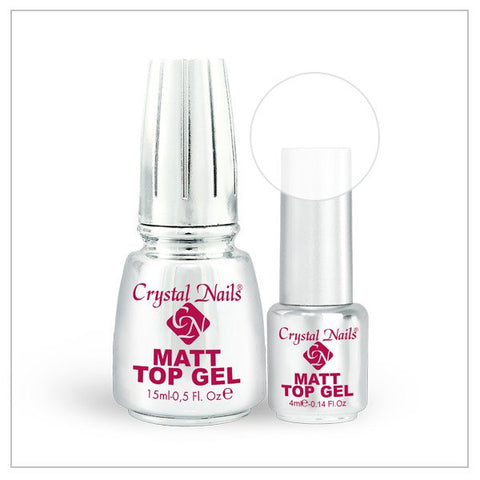 Matt Top gel - Crystal Nails US
