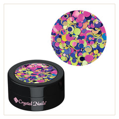 Nailfetti Colorful Sequins