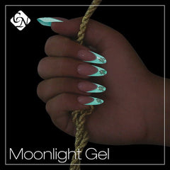MoonLight Gel 0.17 fl oz - Crystal Nails US
