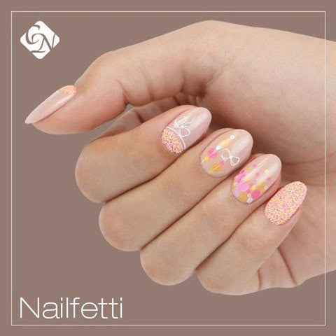 Nailfetti decoration spangle