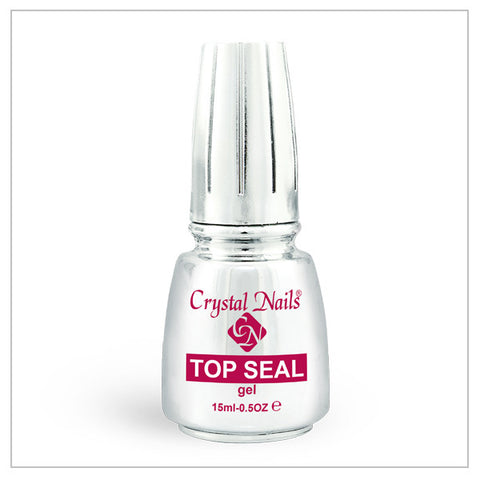 Top SEAL gel 0.5 fl oz - Crystal Nails US