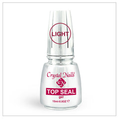Top SEAL Light gel 0.5 fl oz - Crystal Nails US