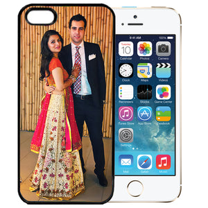 premium selection cdf06 d4356 Personalized/Customized (Your Design, Your Cover) Slim Fit 3D Photo Printed  Mobile Back Cover for Android and iPhone Devices