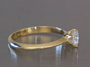 Crown Engagement Ring